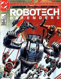 Read Robotech Defenders comic online