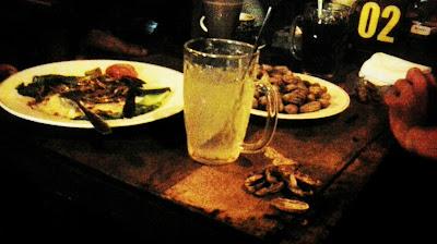 Menunggu Waktu Sahur di Han's Kopi Semarang !