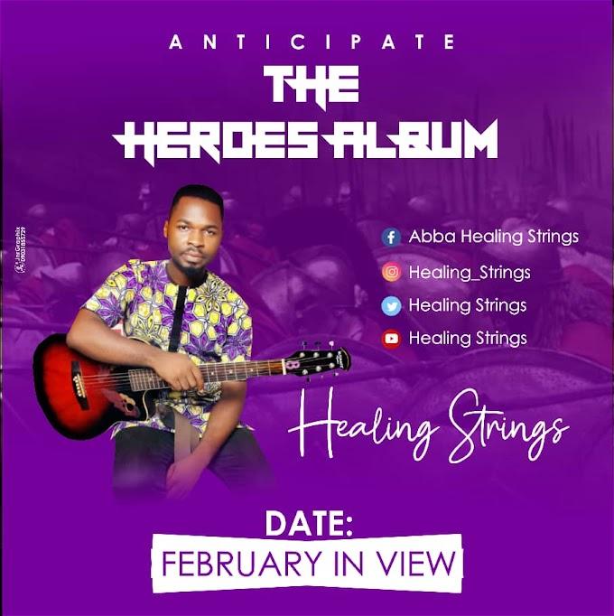 The Heroes Album By Healing Strings (Upates)