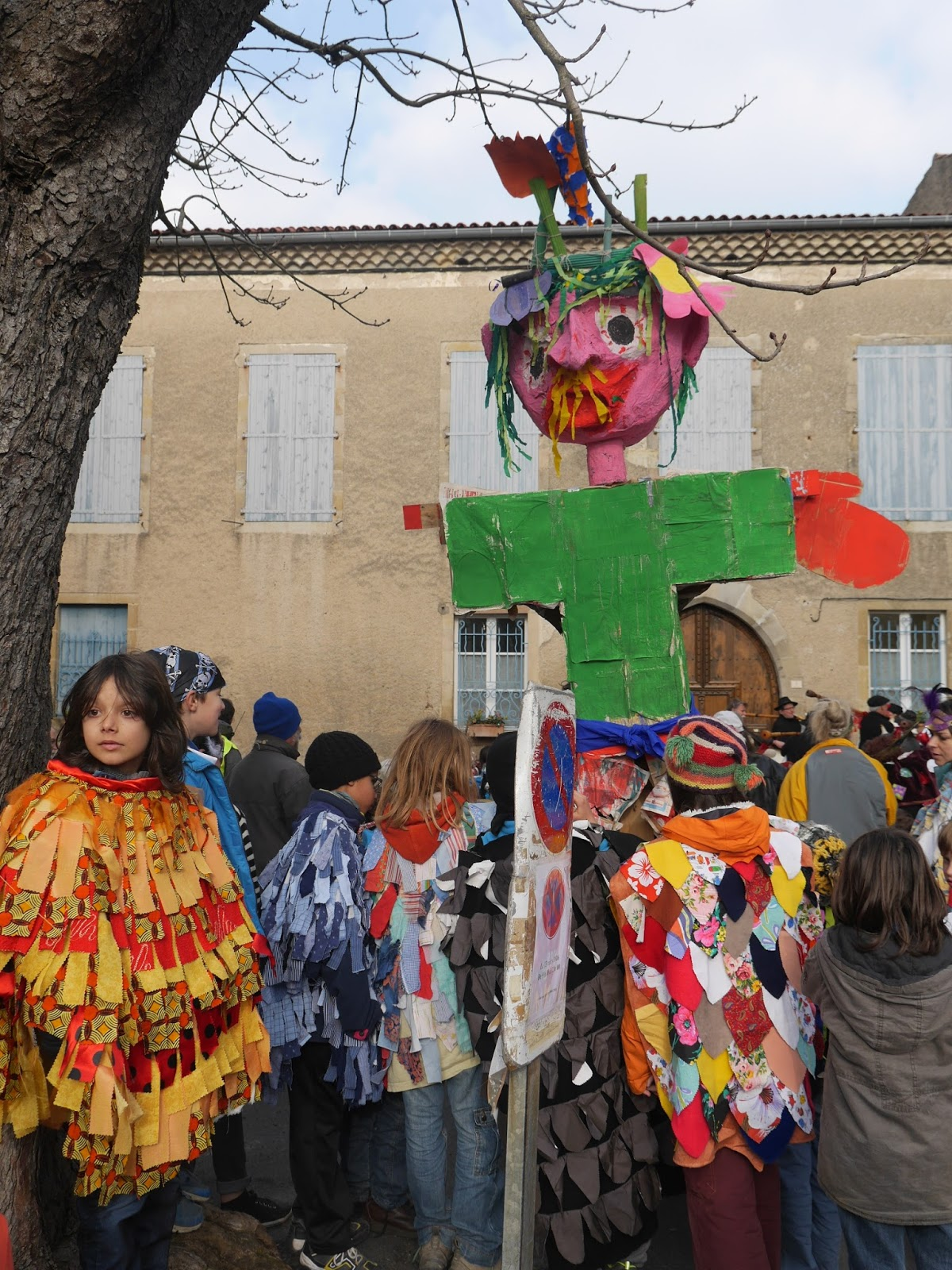 esc la calandreta d 39 albi le carnaval occitan des enfants en images. Black Bedroom Furniture Sets. Home Design Ideas