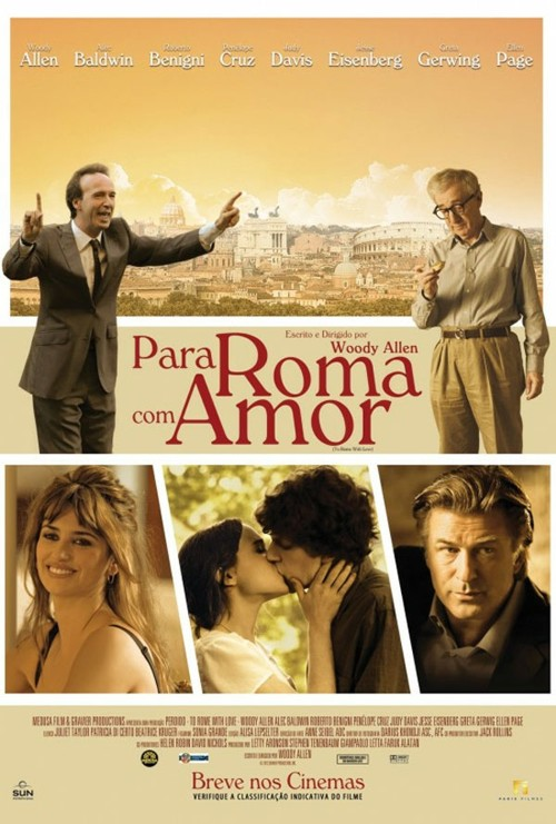 Para Roma Com Amor - To Rome With Love