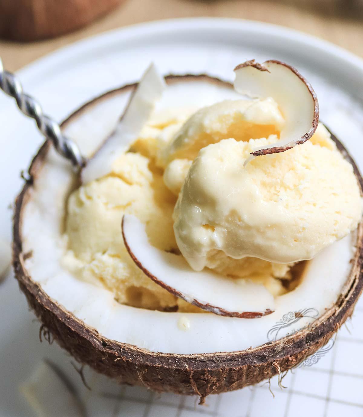 glace-noix-de-coco-maison