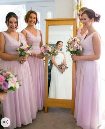 http://uk.millybridal.org/product/pink-chiffon-floor-length-with-ruffles-nice-v-neck-bridesmaid-dress-ukm01012771-18751.html?utm_source=minipost&utm_medium=2722&utm_campaign=blog
