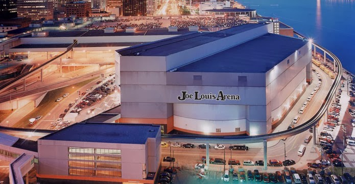 Detroit Red Wings Luxury Suites For Sale, Single Game Rentals, Joe Louis Arena