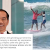 Indonesian president lauded Filipino surfing hero Roger Casugay