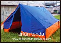 penjual tenda pramuka di bandung, distributor tenda pramuka di bandung.