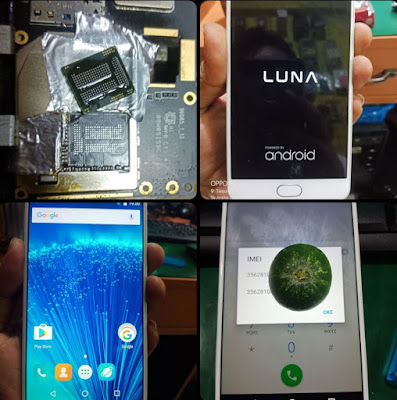 Firmware LUNA G55 100% Tested
