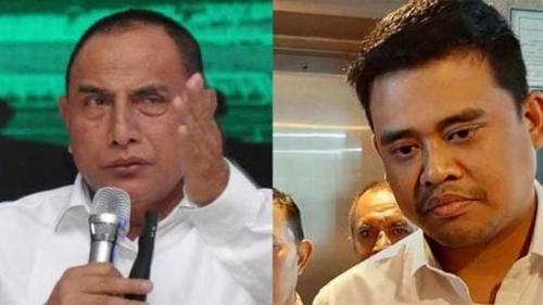 Bobby Mantu Jokowi Ngaku Tidak Tahu Lokasi Karantina, Gubernur Sumut: Tanya Tuhan