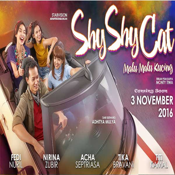 Shy Shy Cat, Film Shy Shy Cat, Shy Shy Cat Trailer, Shy Shy Cat Synopsis, Shy Shy Cat Review, Download Poster Film Shy Shy Cat 2016