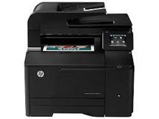 Image Hp Laserjet Pro Mfp M276n Printer