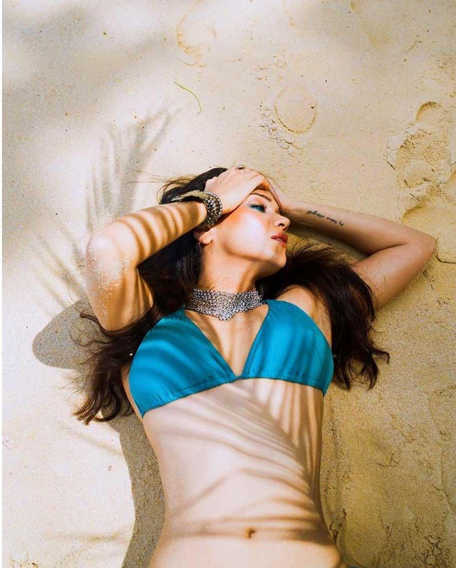 Megha Gupta in Bikini