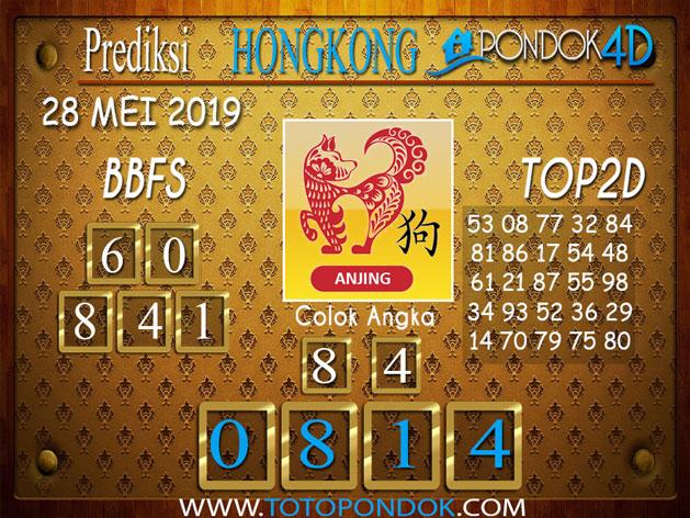 Prediksi Togel HONGKONG PONDOK4D 28 MEI 2019