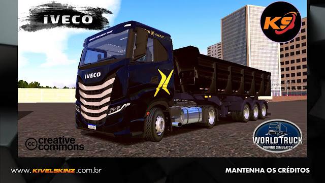 IVECO X-WAY - EDITION BLACK