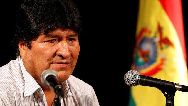 Evo Morales convoca a partidarios del MAS a un acto en Argentina para elegir candidatos para las próximas elecciones