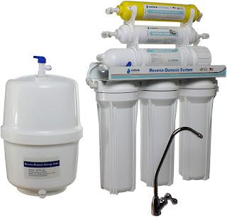 Système d'osmose inverse domestique à 5 étapes