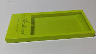caja pvc petaca con impresión serigrafía 1 sola tinta