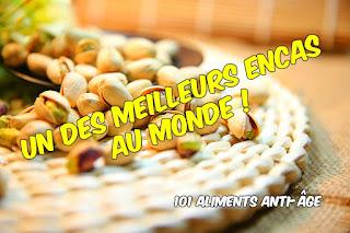 Les pistaches - un des meilleurs encas au monde
