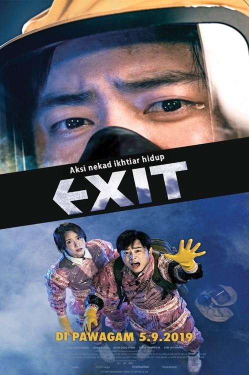 Review Filem Exit