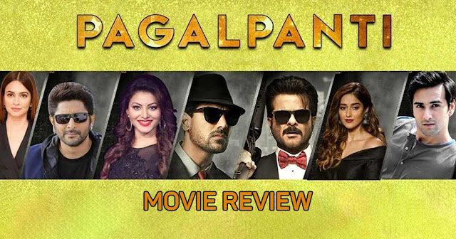 pagalpanti review by major critics