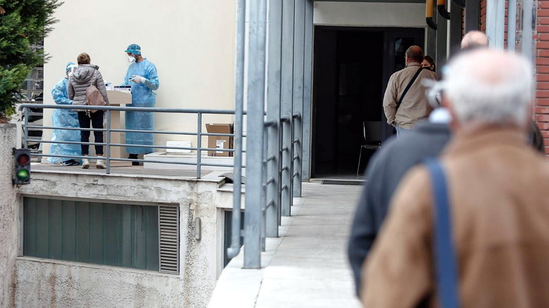 Κορωνοϊός: 2.752 νέα κρούσματα στη χώρα. 69 στον Έβρο, 232 συνολικά στην ΑΜ-Θ