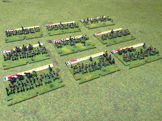 Imperial French Artillery in 6mm, by Baccus