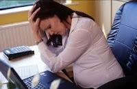 Bahaya Stres Ibu Hamil Pada Janin