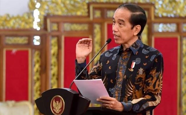 Presiden Jokowi, Diskusikan pembangunan ibu kota baru
