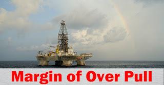 margin overpull drilling calculation