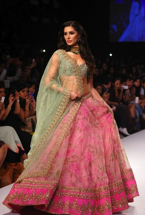 39 Latest And Unique Lehenga Designs For Party Wear