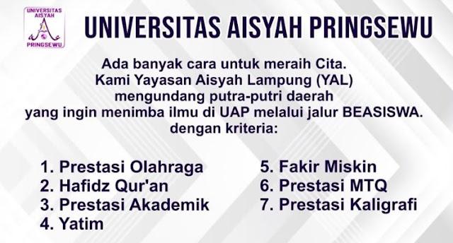 Universitas Aisyah Pringsewu