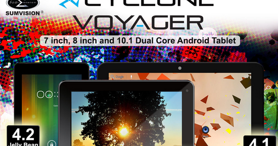 Sumvision Cyclone Voyager 7' 4 2 2 firmware installed on