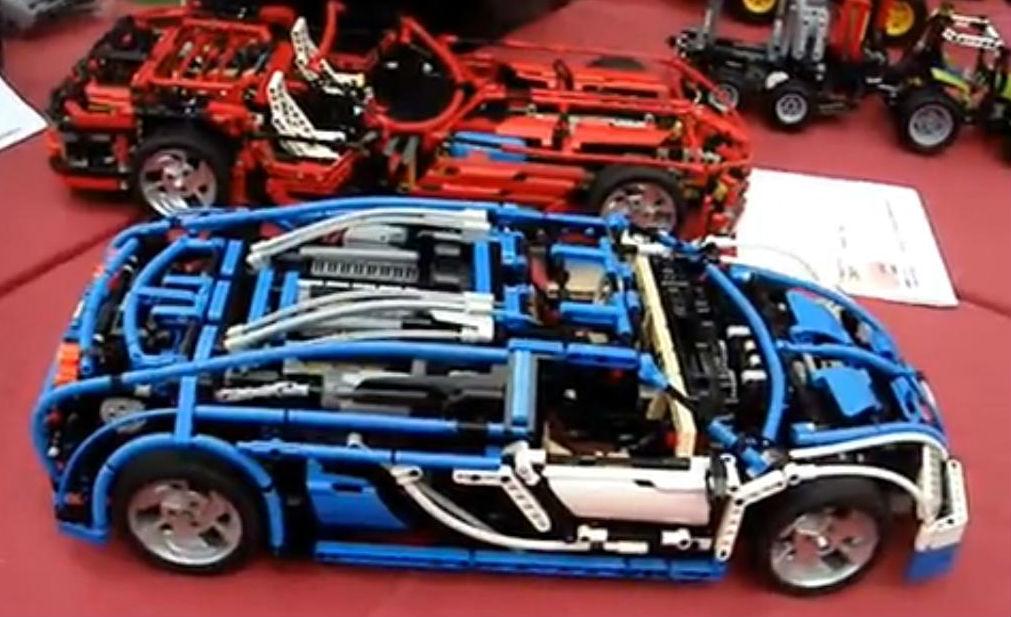 lego technic bugatti veyron is a driver s rc car world. Black Bedroom Furniture Sets. Home Design Ideas