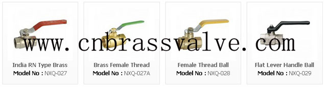 Brass Ball Valves for Air System