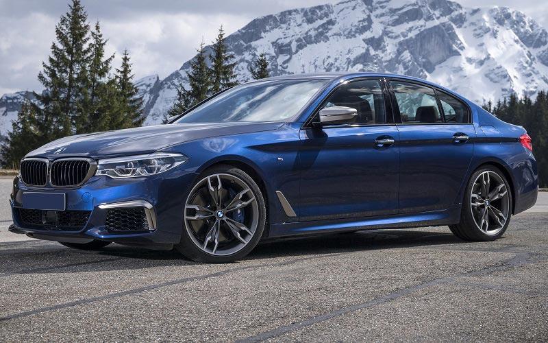 2018 Bmw M550i Xdrive Bmw M Performance Car Reviews