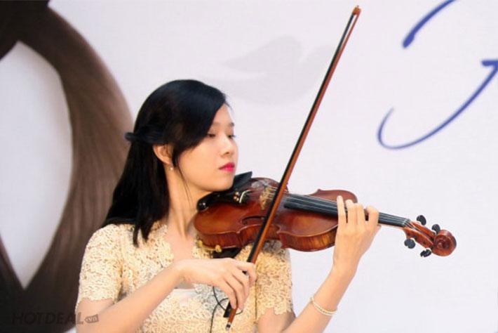 Những lợi ích của chơi đàn violin