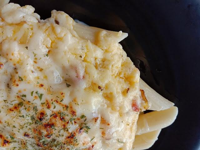 macaroni alfredo