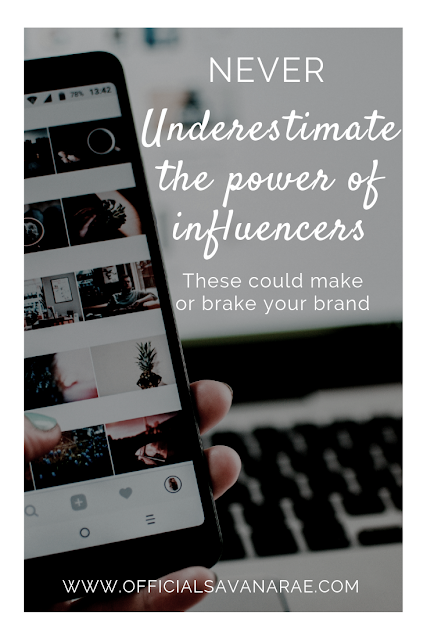 The power of influencers for brands
