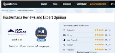 HostArmada HostAdvice Reviews, hostarmada reviews, hostarmada