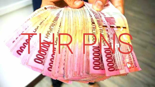 Sri Mulyani: THR PNS Cair Paling Lambat 15 Mei 2020