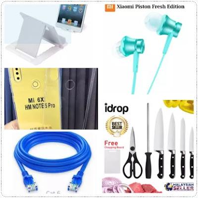 Shopping Raya Di Lazada, Barang - Barang, Barang Elektrik, Barang berkaitan Dengan Handphone,