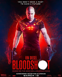 Bloodshot 2020 Dual Audio ORG 1080p BluRay