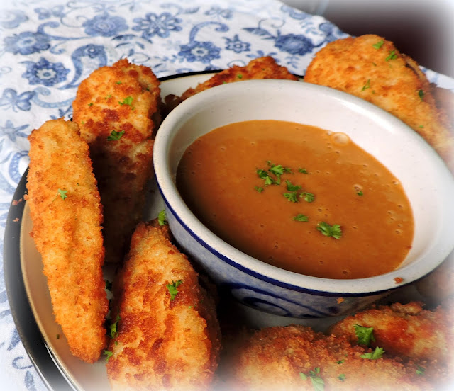 Sweet and Sour Peanut Sauce