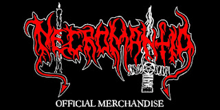 NECROMANTIA OFFICIAL MERCHANDISE