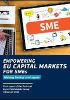 Relazione finale del Technical expert stakeholder group on SMEs