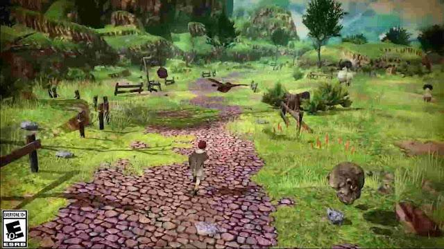 Game Caravan Stories PS4 Diluncurkan di Nort Amerika  pada 10 September