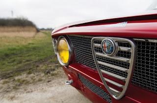 1965 Alfa Romeo Giulia Sprint GTA Bumper