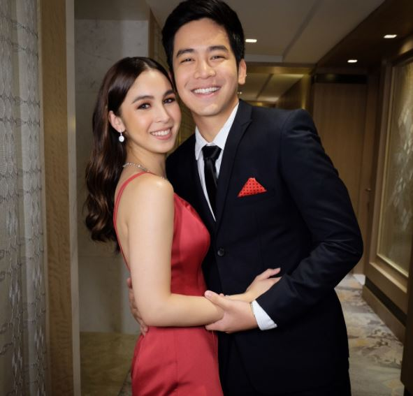 Romance Central: Julia And Joshua Raised The Bars High With Their Sweet Moments Captured During Claudia's Debut!