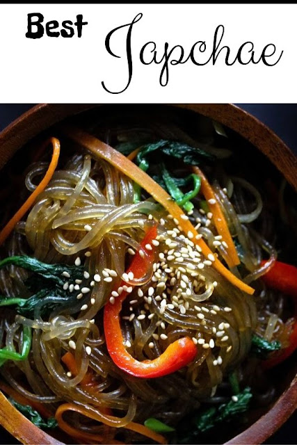 Best Japchae #Best #Japchae Healthy Recipes Easy, Healthy Recipes Dinner, Healthy Recipes Best, Healthy Recipes On A Budget, Healthy Recipes Clean, Healthy Recipes Breakfast, Healthy Recipes For Picky Eaters,