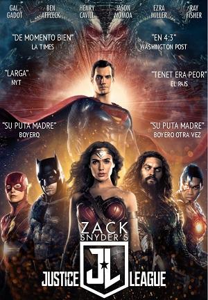 Liên Minh Công Lý Phiên Bản Của Zack Snyder