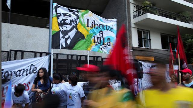 Brasil: El tribunal que condenó al expresidente Lula da Silva niega el último recurso de su defensa
